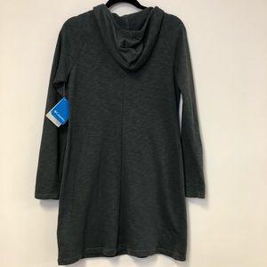 Columbia Dresses - Columbia Cedar Lake Dress w/ Shawl Collar Hood